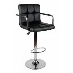 Barová židle HBD černá