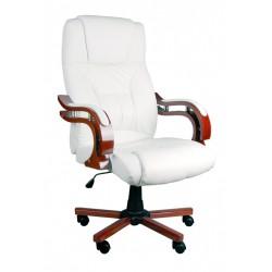 Bürosessel Chefsessel BSL Weiß