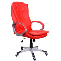 Bürosessel Chefsessel BSU Rot