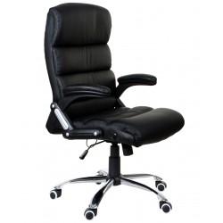 Fotel biurowy DECO czarny