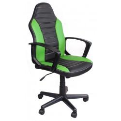Kancelářská židle FBE černo-zelená