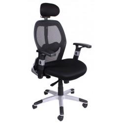 Kancelářská židle BSZ černá