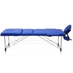 Mobile Massageliege MAD Blau