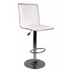 Barová židle HBG bílá